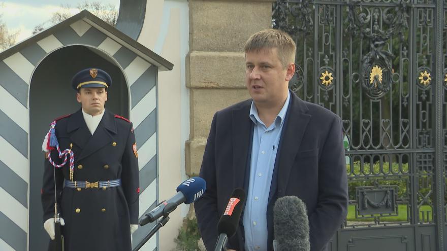 Video Brífing ministra zahraničí Tomáše Petříčka (ČSSD)