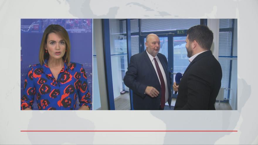 Video Události ČT: Za problémy delegace v Rusku nebyl politický záměr