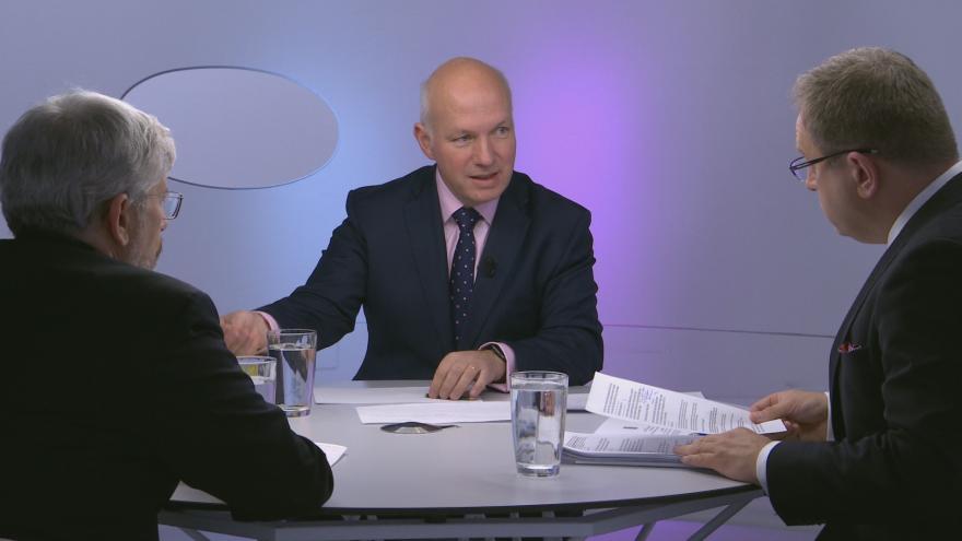 Video Senátor Pavel Fischer varuje před vlivem Ruska