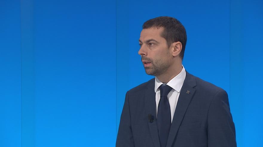 Video Rozhovor: Jiří Feix, generální ředitel Hypoteční banky