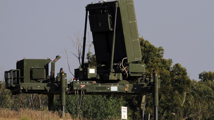 Video Události: Nové protivzdušné radary