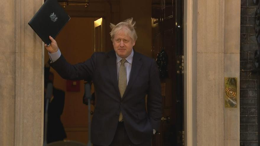 Video Boris Johnson: Musíme začít se zasypáváním příkopů mezi zastánci a odpůrci brexitu