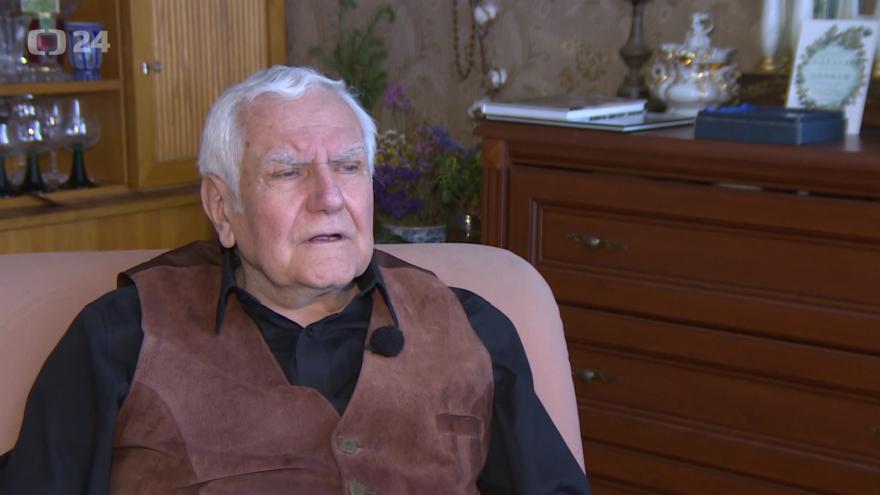 Video 30 let svobody: Rozhovor s Janem Šolcem