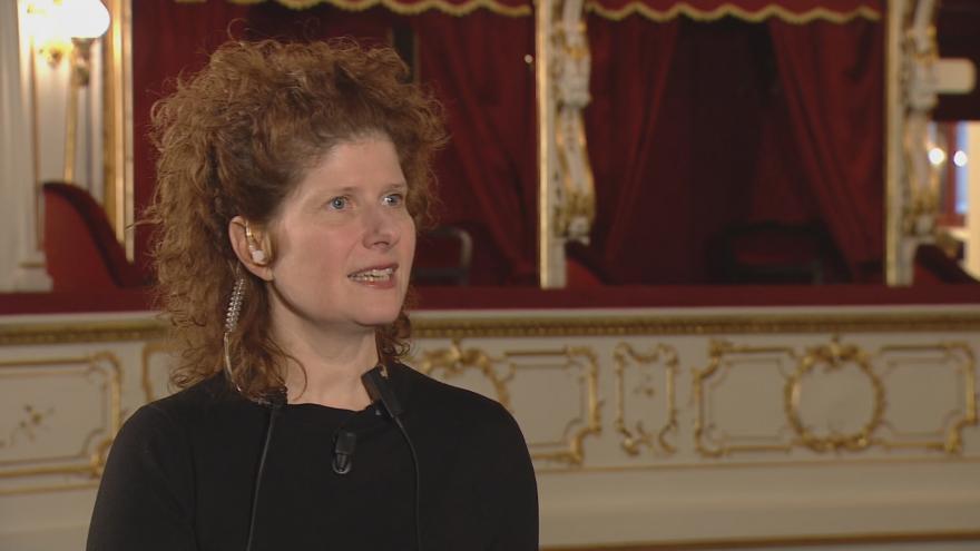Video Režisérka Alice Nellis k proměně Státní opery