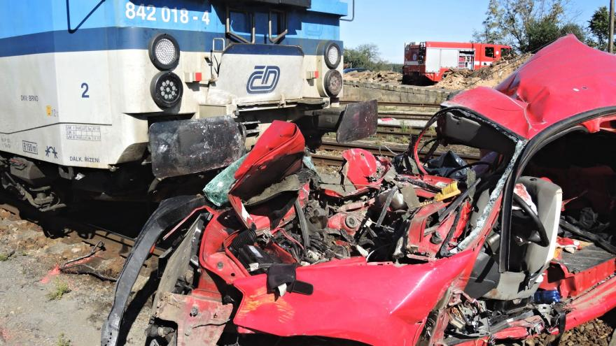 Video Na jihu Moravy vzrostl počet nehod na železnici