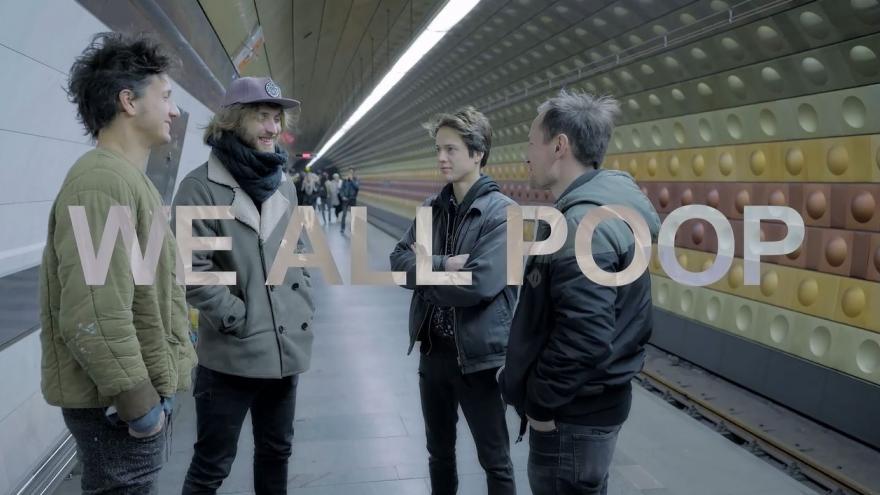 Video Vizitka: We All Poop