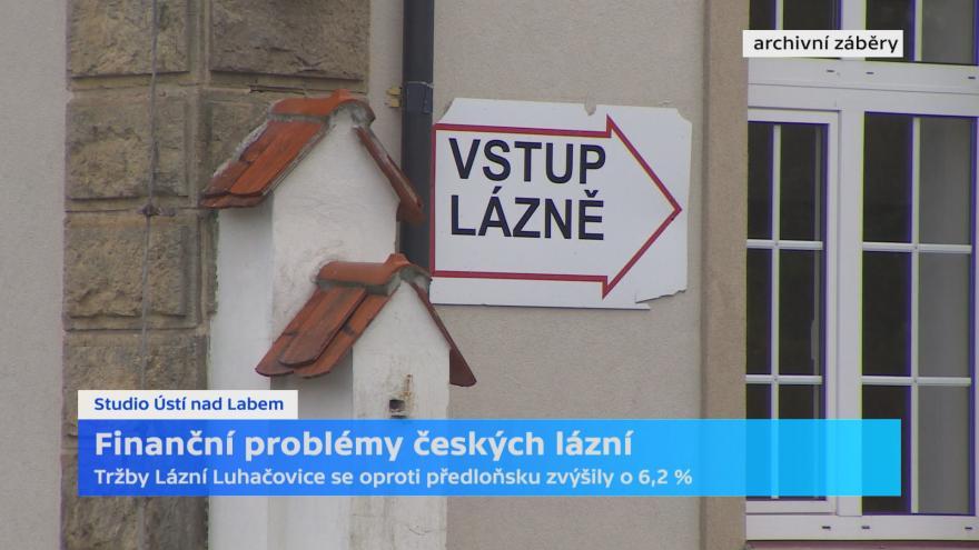 Video Speciál Ústí nad Labem: lázeňství