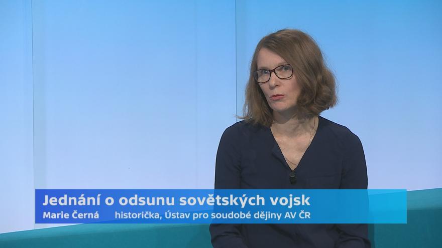 Video Studio 6: Jednání o odsunu sovětských vojsk