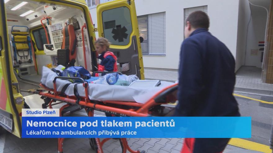 Video Nemocnice pod tlakem