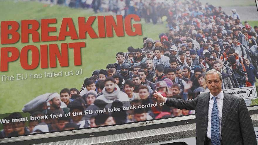 Video Dokument ČT: Cesta k brexitu