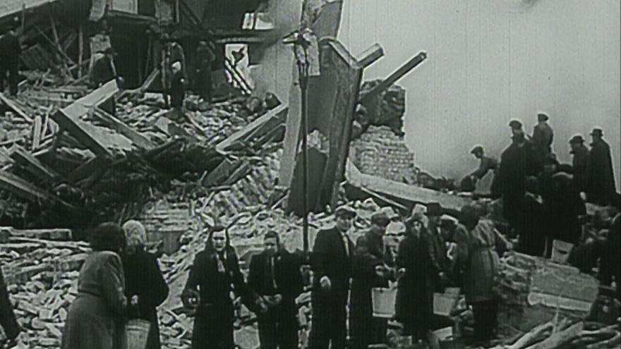 Video Devět minut hrůzy. Před 75 lety Američané omylem vybombardovali Prahu