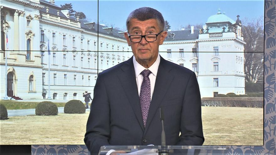 Video Tisková konference po jednání vlády 8. června