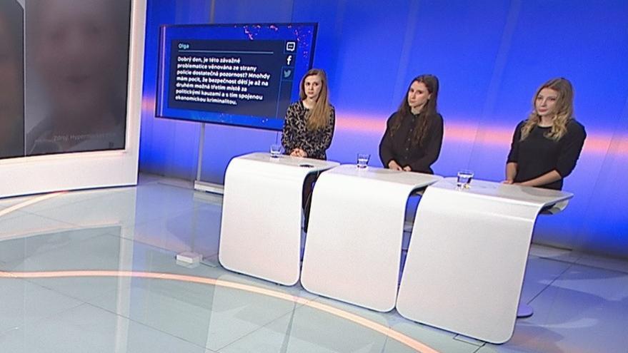 Video 90' ČT24 - Speciál 90´: dokument V síti