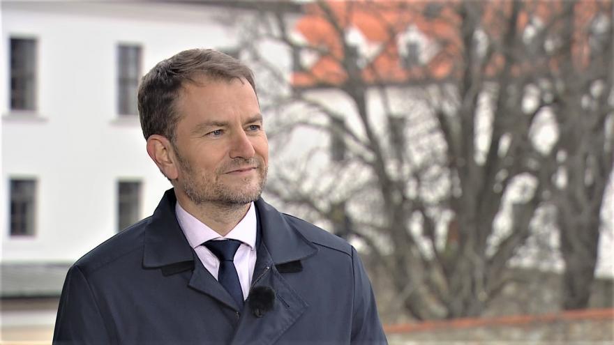 Video Rozhovor s vítězem voleb Igorem Matovičem
