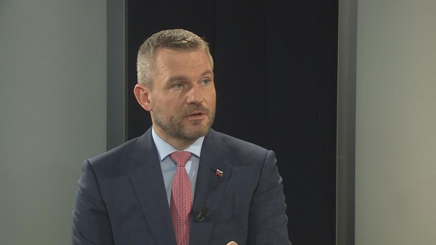 Video Rozhovor s předsedou vlády Slovenské republiky Peterem Pellegrinim