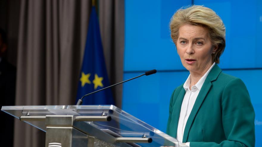 Video Události ČT: Evropská komise chce podpořit členské státy 750 miliardami eur
