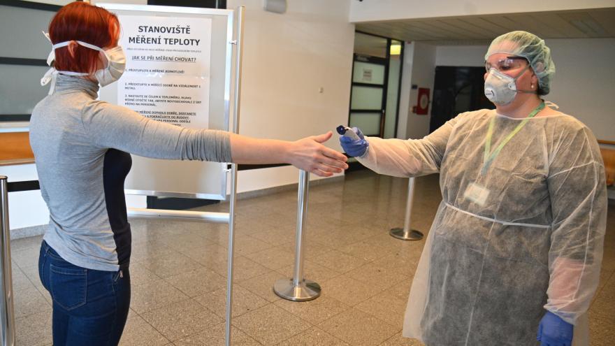 Video Události: Opatření v nemocnicích