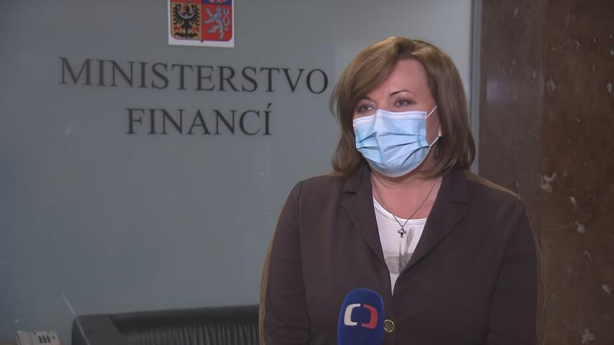 Video Rozhovor s ministryní financí Alenou Schillerovou (ANO)