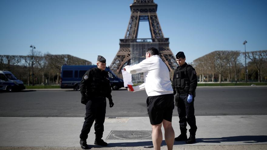 Video Nová opatření ve Francii