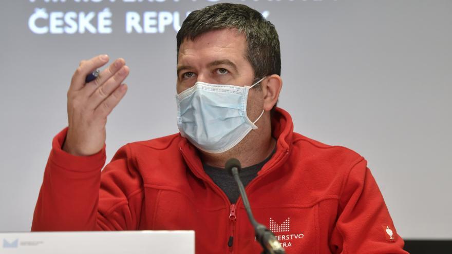 Video Brífink po zasedání Ústředního krizového štábu 3. dubna