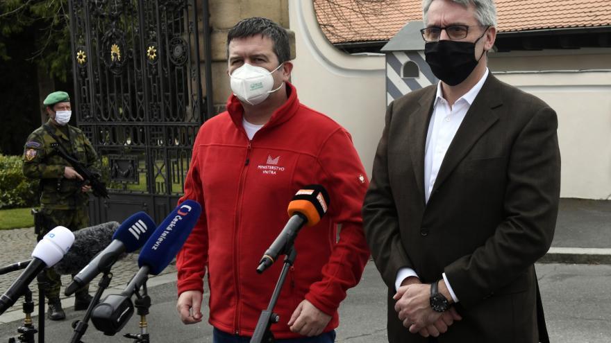 Video Události: Domácí dění v Česku ohledně koronaviru