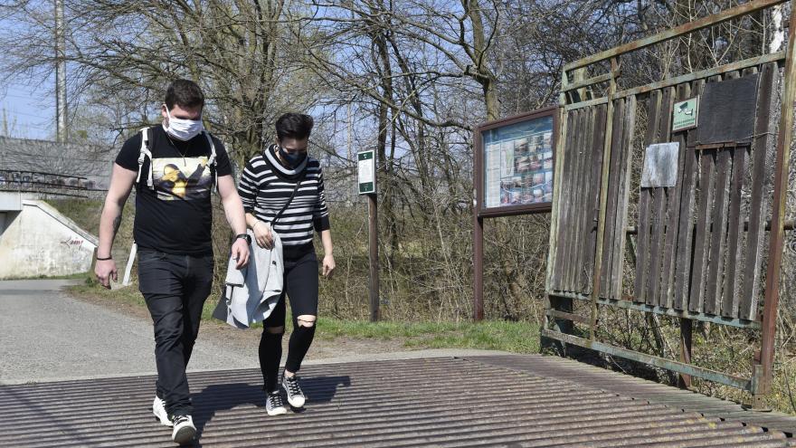 Video Události ČT: Domácí situace ohledně koronaviru v Česku