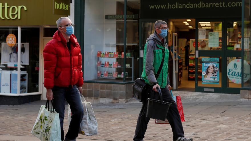 Video Události: Koronavirus ve Velké Británii