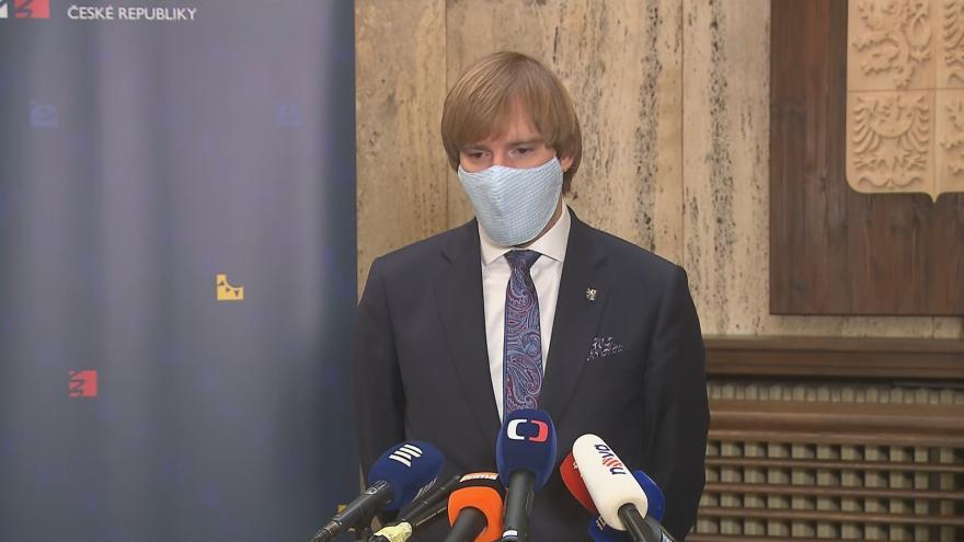 Video Tisková konference před jednáním Senátu PČR 9. dubna