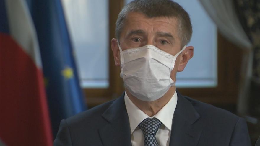 Video Mimořádné pořady ČT24 - Projev předsedy vlády Andreje Babiše