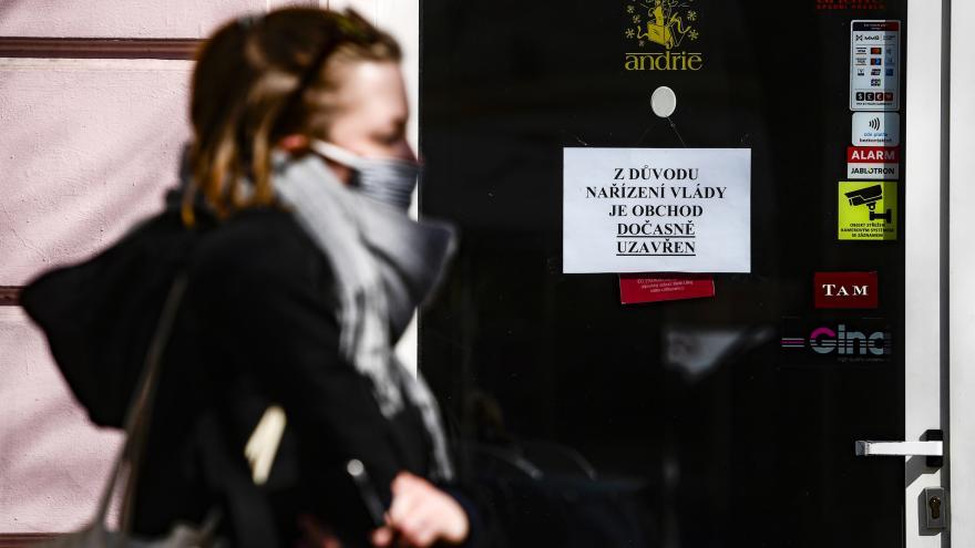 Video Soud rozhodl o zrušení čtyř opatření proti koronaviru