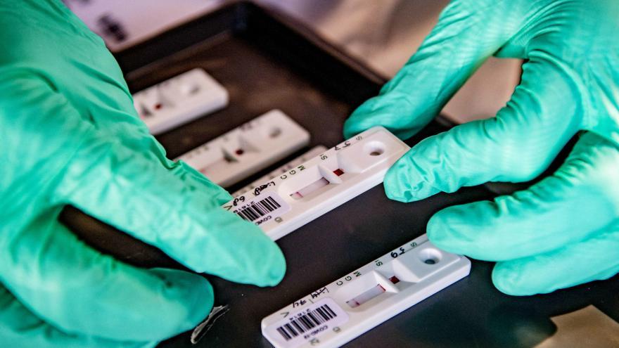 Video Události: Plošné testování na koronavirus