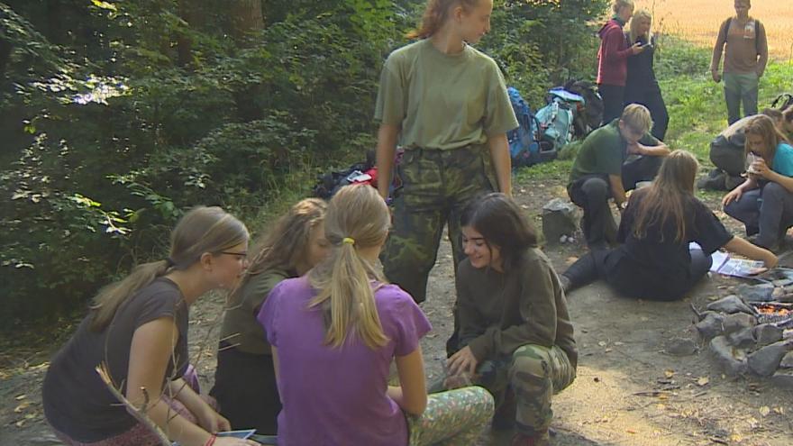 Video Na tábor zřejmě až v srpnu. Vláda o nich bude ještě jednat