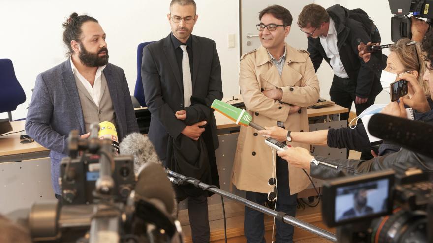 Video Události ČT: V Německu začal proces s bývalými příslušníky syrské tajné služby
