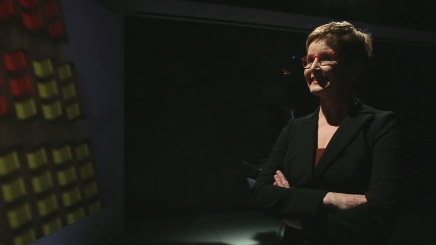Video 15 let ČT24: Volební studio