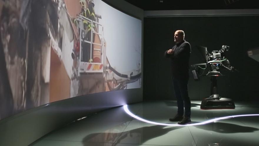 Video 15 let ČT24: Výbuch ve Frenštátu