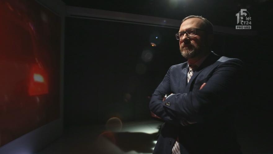 Video 15 let ČT24: Lánská schůzka
