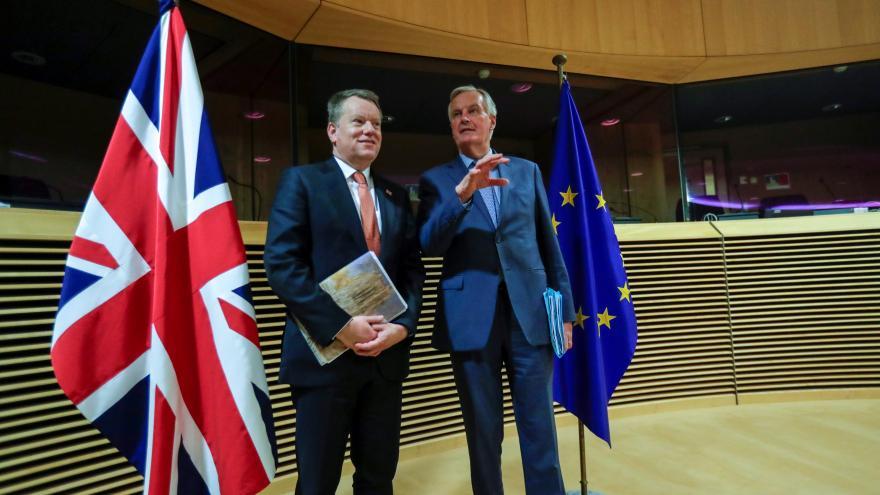 Video Horizont ČT24: Dohoda mezi Británií a EU je stále v nedohlednu