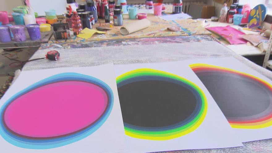 Video Umělci ztvárňují koronavirus. Díla vystavují na internetu