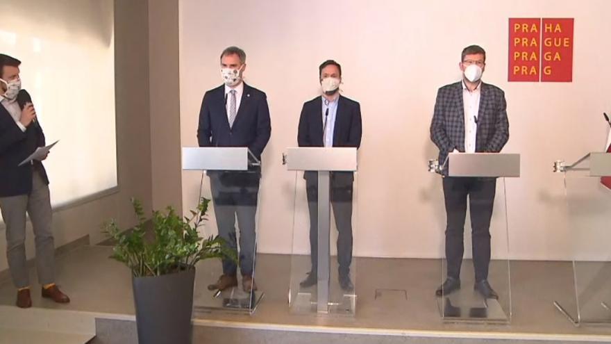 Video Brífink po jednání Rady Hlavního města Prahy 27. dubna