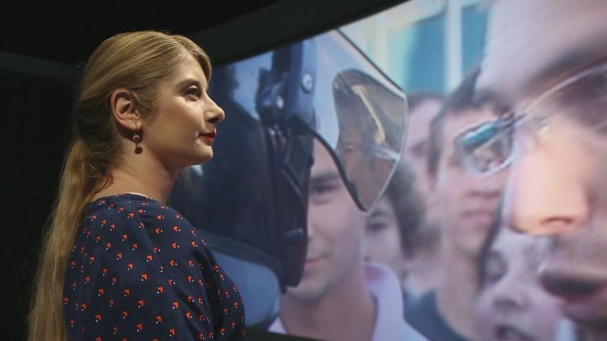 Video 15 let ČT24: Tvrdé protesty na Šluknovsku a Novoborksu