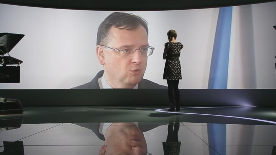Video 15 let ČT24: Pád Nečasovy vlády