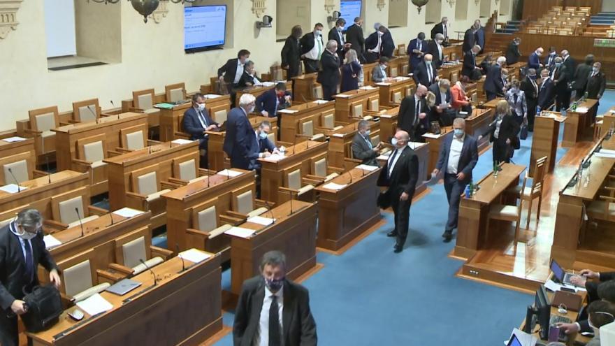Video Záznam z jednání schůze Senátu PČR