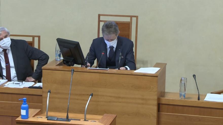 Video Záznam z jednání schůze Senátu PČR 30. dubna
