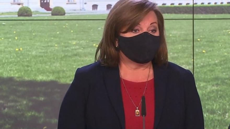 Video Brífink po jednání vlády 4. května