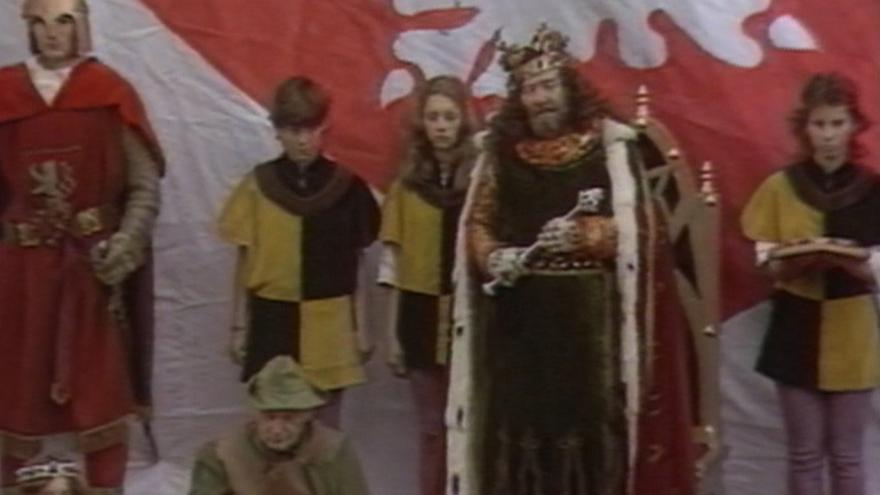 Video Karel IV. ve Varech