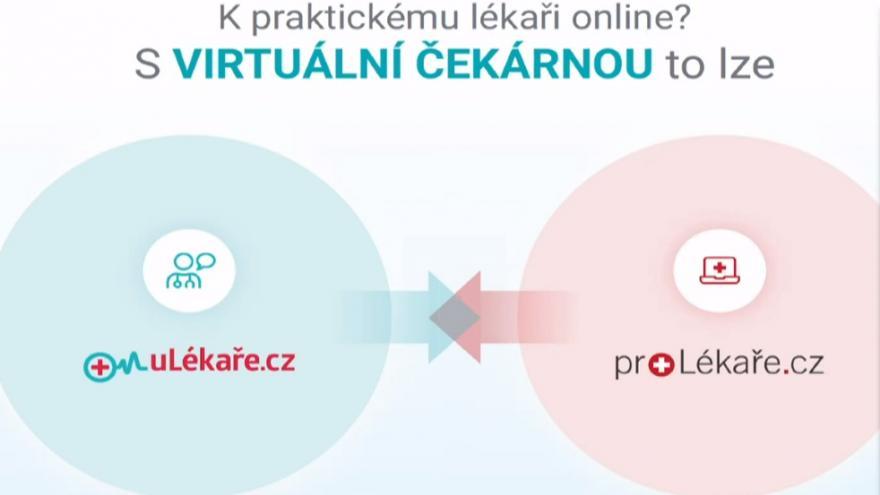 Video Tisková konference k novému projektu Virtuální čekárny