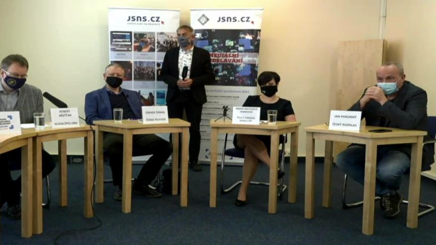 Video Média veřejné služby v době koronakrize