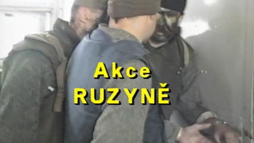 Video Akce Ruzyně