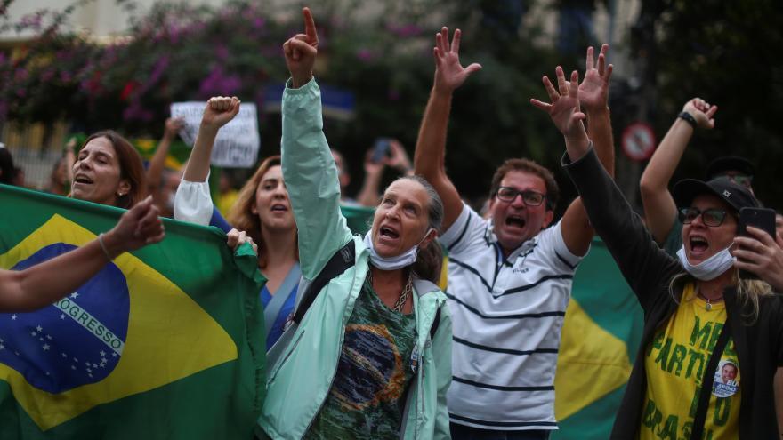 Video Události: Nákaza v Latinské Americe