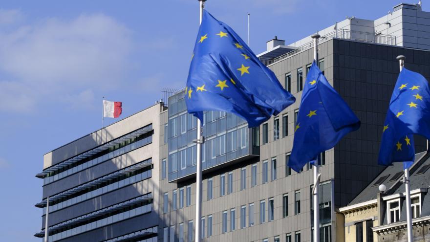 Video Čína měla špehovat na maltské ambasádě v Bruselu